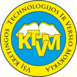 Logo of VŠĮ Kretingos technologijos ir verslo mokyklos VMA